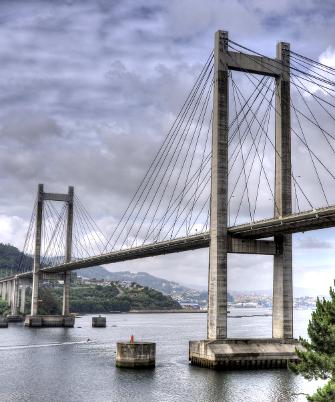 Pontevedra ponte de rande